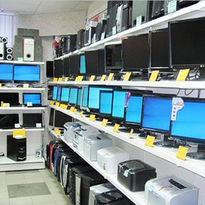 Компьютерные магазины Глядянского