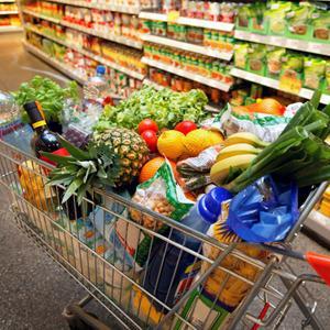 Магазины продуктов Глядянского