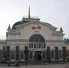 Железнодорожные вокзалы в Глядянском