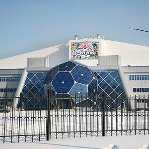 Спортивные комплексы Глядянского