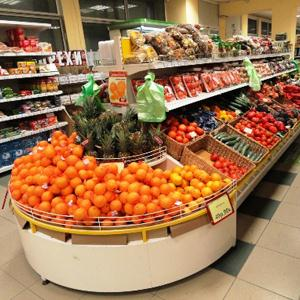 Супермаркеты Глядянского