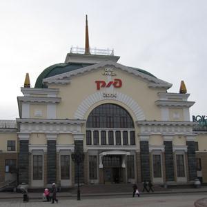 Железнодорожные вокзалы Глядянского